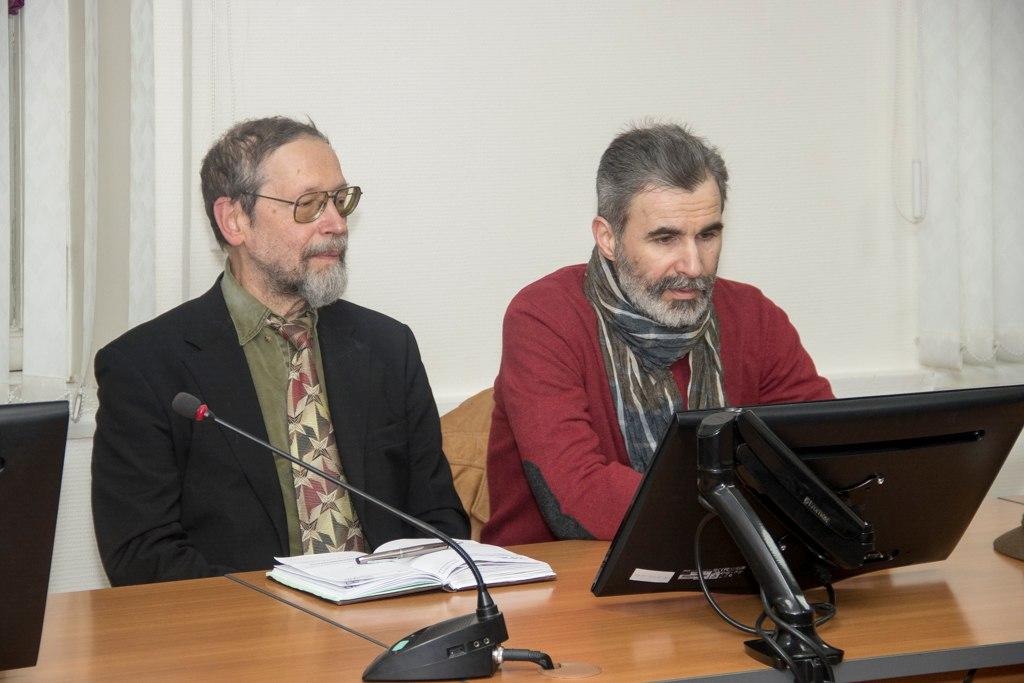 Ядовский семинар 25.10.2017\
