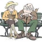 пожилые